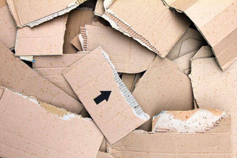 Improving office recycling habits