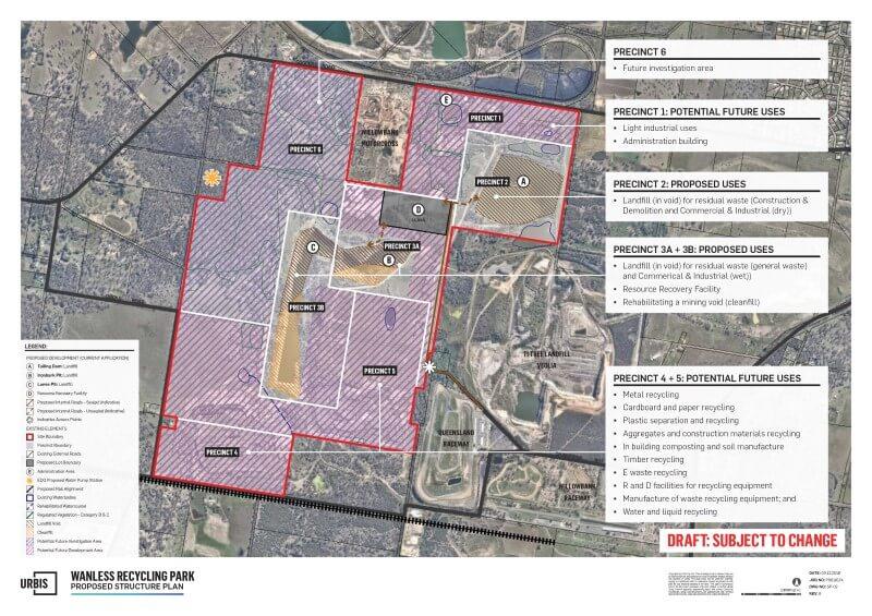 public structure plan