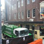 Wanless scoops the mardi gras prize for best (g)litter collector*