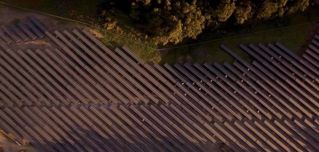 Newcastle's Summerhill Waste Management solar farm