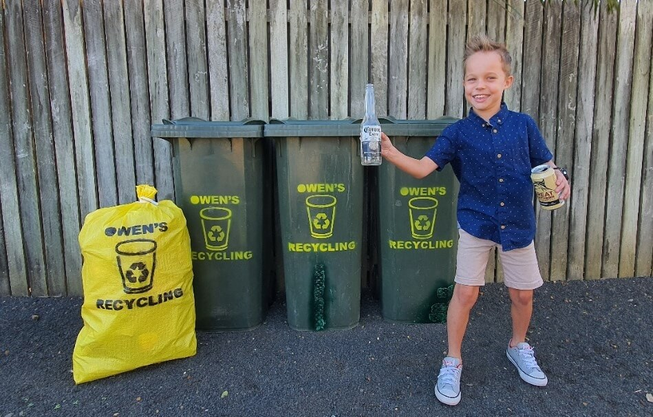 Queensland recycling stars | from bundaberg to ebenezer