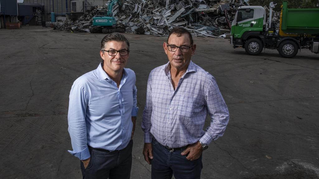 The Queensland Times runs story on Wanless Recycling Park