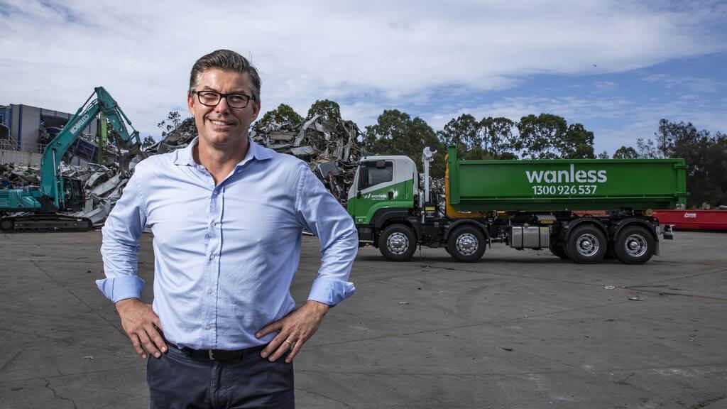 Dean Wanless | Wanless Recycling Park