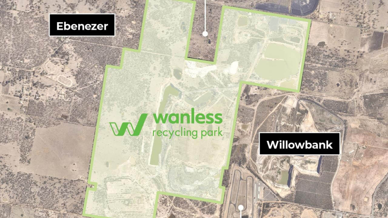 Wanless Recycling Park | The Queensland Times