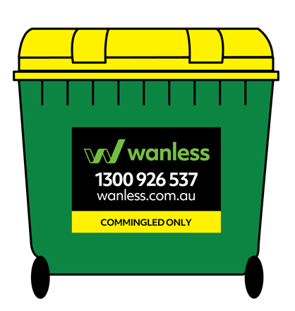 Mixed Waste Recycling   Commingled Waste Recycling Services