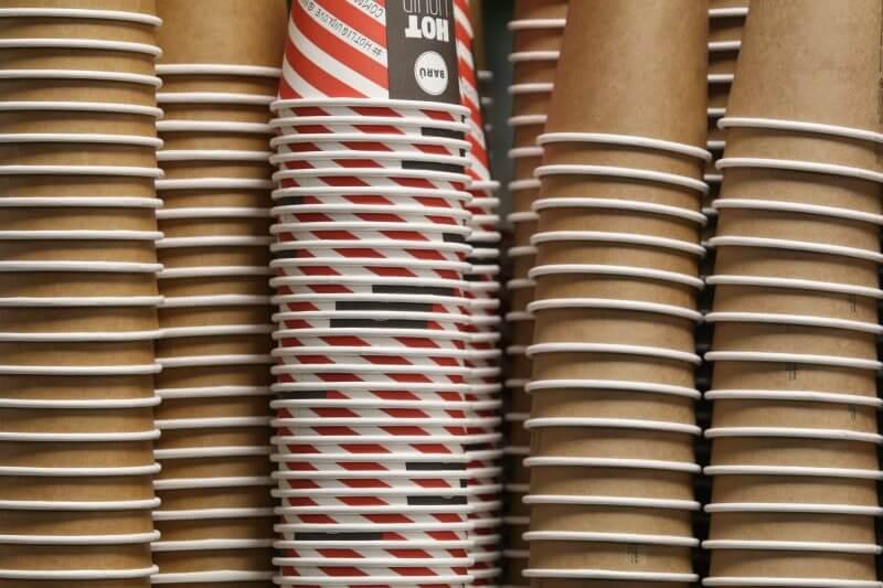 Waxed & lined cardboard