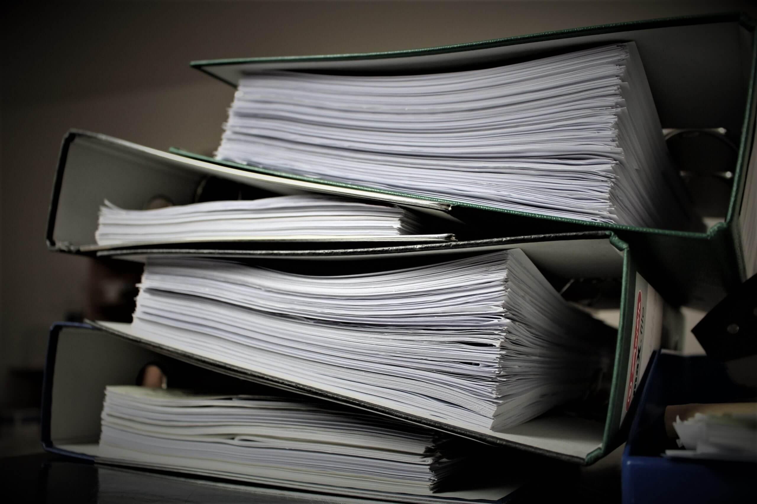 Secure document destruction