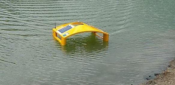 QUT robotic boat