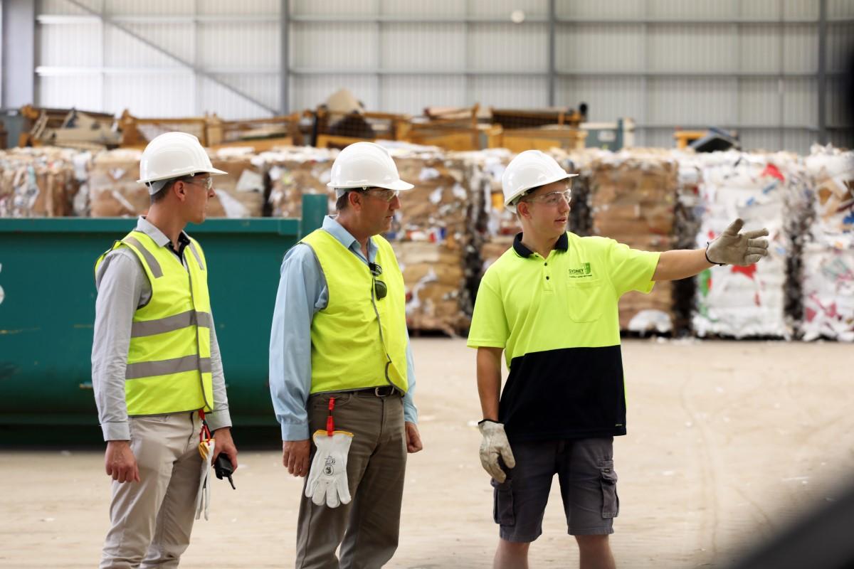 Facility management | waste audit