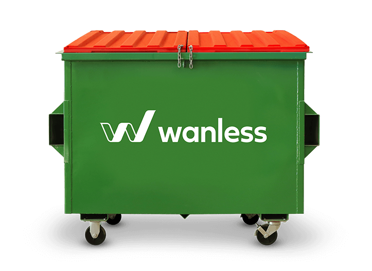 Recycling is at the core of Wanless Waste Management